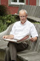 Thomas Jorberg  Vorstandsvorsitzender der GLS Gemeinschaftsbank eG