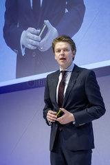 FinanzmarktForum von Deutsche Bank und Handelsblatt - Patrick Koenig