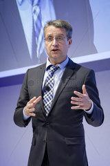 FinanzmarktForum von Deutsche Bank und Handelsblatt - Gabor Steingart