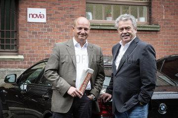 novia Handels GmbH & Co. KG - Werner Schotte  Bernd Hennecke