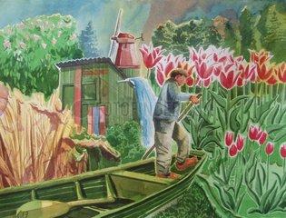 Hollaendischer Garten