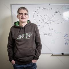 Dr. Thomas Schweer  Gesellschafter des Institut fuer musterbasierte Prognosetechnik Gbr (IfmPt)