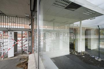 Abriss des Werk 1 der Adam Opel AG in Bochum Laer