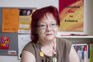 """Dorothea Moesch  Vorsitzende des Vereins žBildung fuer Westerfilde"""""""