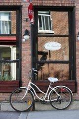 Fahrraeder sind aeusserst populaer in Montreal 80% der Einwohner von Montreal besitzen ein Fahrrad