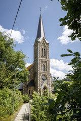 Katholische Kirche St. Augustinus Keppel in Hilchenbach-Dahlbruch