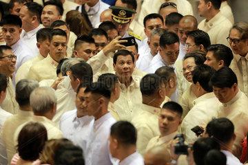 PHILIPPINES-MANILA-DUTERTE-ILLEGAL DRUGS