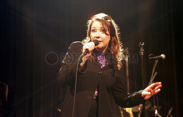 Jazzsaengerin Holly Cole