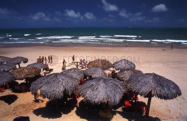 Strand im Norden Brasiliens