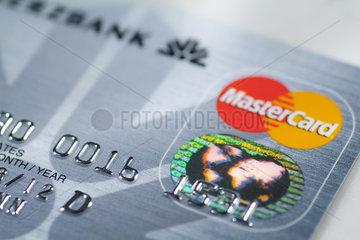 Hamburg  Deutschland  Kreditkarte