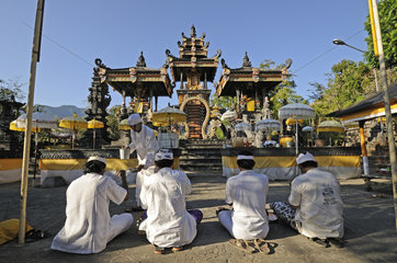 Pura Melanting  Melanting Tempel