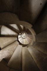 Treppengang in La Sagrada Familia
