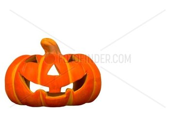 Halloween Kuerbis  freigestellt
