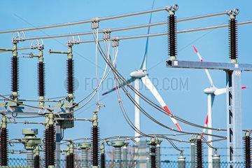 Windenergie in Dithmarschen