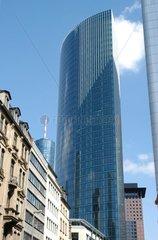Banken und Bahnhofsviertel