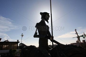 Don Quijote in Varadero