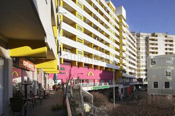 Berlin  Deutschland  Neues Kreuzberger Zentrum am Kottbusser Tor in Berlin-Kreuzberg