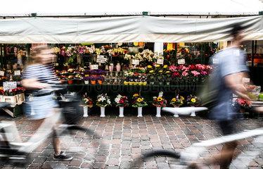 ITALY-BOLZANO-DAILY LIFE