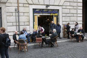 il caffè Sant Eustachio in Rom
