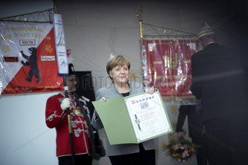 Angela Merkel  Karneval