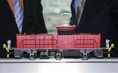 Alstom H3-Hybridlokomotive fuer DB Regio