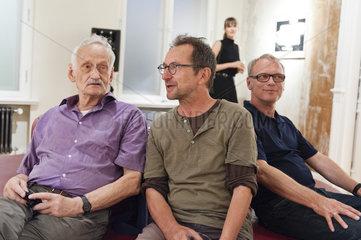 Prof. Juergen Heinemann  Martin Langer  Wolfgang Borrs