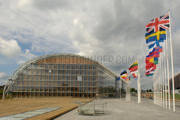 Luxemburg  Neubau der Europaeischen Investitionsbank