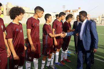 (SP)LIBYA-JANZUR-SOCCER-BAN-LIBYAN STADIUMS