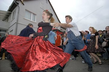 Oldtimer Festival auf dem Dorf