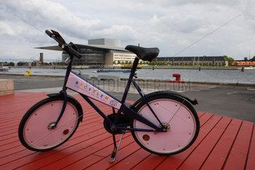 Bycyklen in Kopenhagen