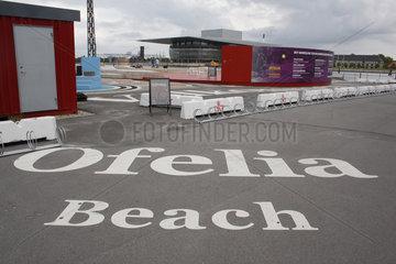 Ofelia Beach in Kopenhagen