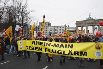 Rhein-Main gegen Fluglaerm