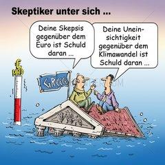 Verschuldung Europa