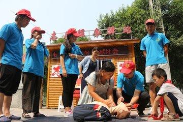 #CHINA-HEBEI-VOLUNTARY SERVICE(CN)