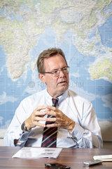 Lothar Kriszun  Sprecher der Konzernleitung der CLAAS KGaA mbH
