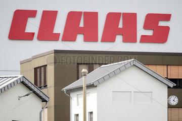 Hauptwerk der CLAAS KGaA mbH