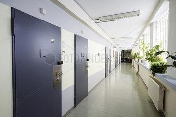 JVA Detmold - Lebensaelteren Strafvollzug