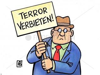 Terror Verbieten