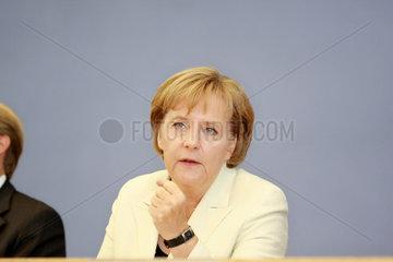 Angela Merkel Pressekonferenz.