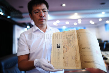 CHINA-HARBIN-JAPANESE ARMY UNIT 731-NEW EVIDENCE (CN)