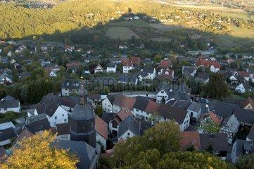 Herbst auf der Burg