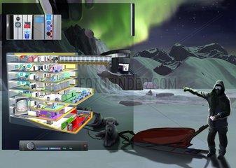 Spitzbergen Future Fantasy