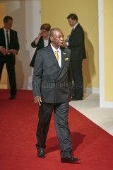 Alpha Conde  Staatspraesident Guinea  Praesident der Afrikanischen Union