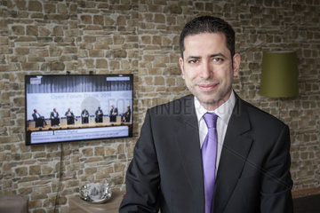 Safwat Raslan - Fluechtling aus Syrien und ehemaliger Banker