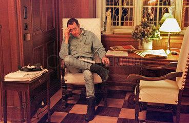 Bernd Eichinger  Regisseur  Dreharbeiten  1995