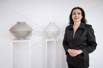 Kunstsammlung des Industrieunternehmen Evonik - Birgitta Janke