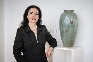 Kunstsammlung des Industrieunternehmen Evonik