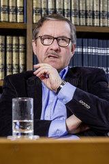Harald Schartau  Georgsmarienhuette Holding GmbH  Mitglied der Geschaeftsfuehrung  im Interview