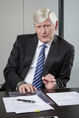 RWE AG - Dr. Rolf Martin Schmitz  stellv. Vorstandsvorsitzender RWE AG