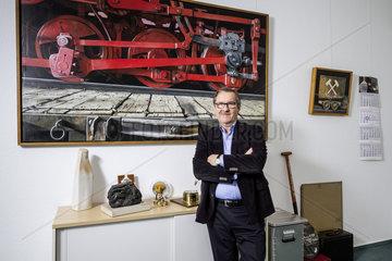 Harald Schartau  Georgsmarienhuette Holding GmbH  Mitglied der Geschaeftsfuehrung